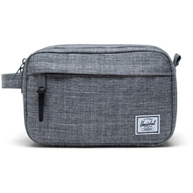 Herschel Chapter X-Large Sacoche de voyage, raven crosshatch